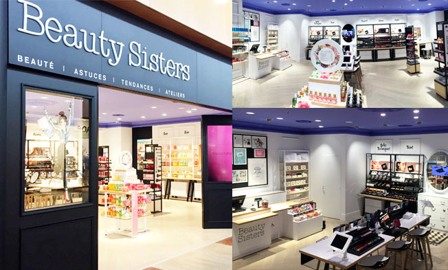Beauty sisters beauty success group for Centre commercial grand tour sainte eulalie